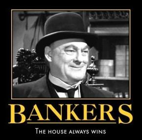 Man Tries To Start His Own Bank, Fails